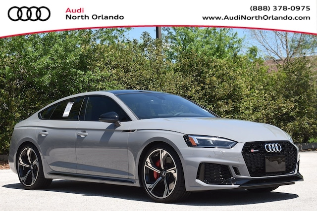 New 2019 Audi RS 5 2.9T Sportback WUABWCF51KA908209 KA908209 for sale in Sanford, FL near Orlando