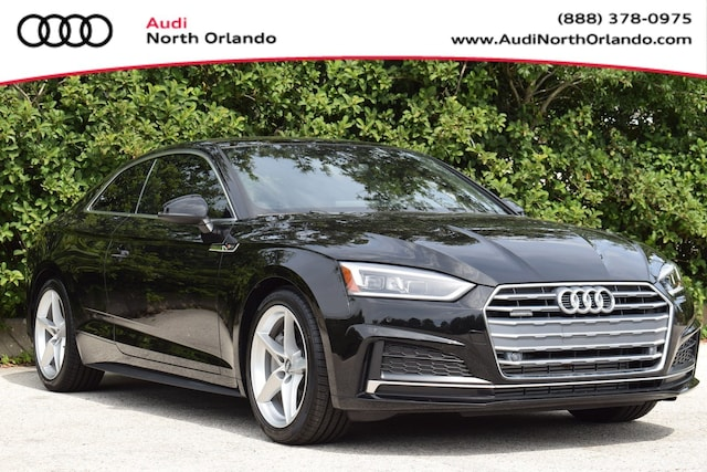 New 2019 Audi A5 2.0T Premium Plus Coupe WAUTNAF56KA012221 KA012221 for sale in Sanford, FL near Orlando