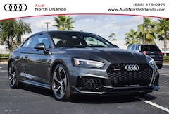 New 2018 Audi RS 5 2.9T Coupe for sale in Sanford, FL