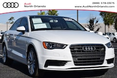Used 2015 Audi A3 2.0T Premium Plus Sedan for sale in Sanford, FL