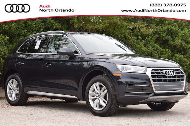 New 2020 Audi Q5 45 Premium SUV WA1ANAFY0L2033754 L2033754 for sale in Sanford, FL near Orlando