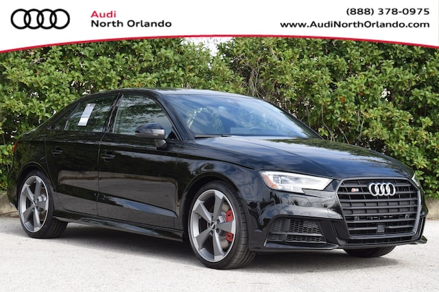 New 2020 Audi S3 2.0T S line Premium Plus Sedan WAUE1GFF9LA025868 LA025868 for sale in Sanford, FL near Orlando