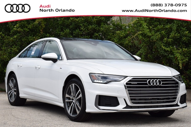 New 2019 Audi A6 3.0T Premium Sedan WAUK2AF27KN107356 KN107356 for sale in Sanford, FL near Orlando