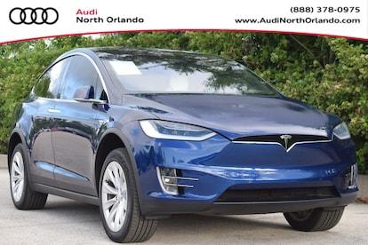 Used Tesla Model X For Sale >> Used 2017 Tesla Model X For Sale Sanford Fl