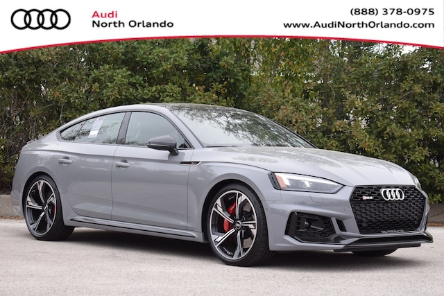 New 2019 Audi RS 5 2.9T Sportback WUABWCF51KA907898 KA907898 for sale in Sanford, FL near Orlando