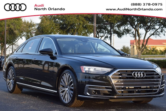 New 2019 Audi A8 L 3.0T Sedan for sale in Sanford, FL