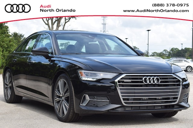 New 2019 Audi A6 45 Premium Sedan WAUD8AF28KN131933 KN131933 for sale in Sanford, FL near Orlando