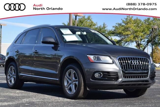 Used  2017 Audi Q5 Premium SUV Sanford