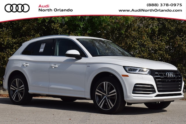 New 2020 Audi Q5 e 55 Premium Plus SUV WA1E2AFY1L2049388 L2049388 for sale in Sanford, FL near Orlando
