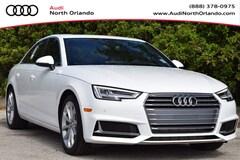 New 2019 Audi A4 2.0T Premium Sedan WAUHMAF43KN005753 for sale in Sanford, FL