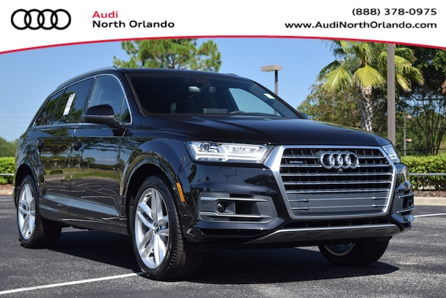 New Audi Q For Sale Sanford FL WAVAAFJD - 2018 audi q7