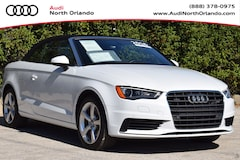 Used 2016 Audi A3 2.0T Premium Cabriolet for sale in Sanford, FL