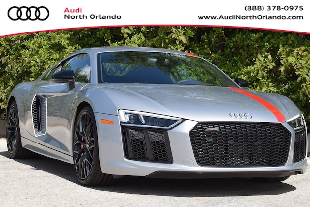 New 2018 Audi R8 5.2 V10 Coupe for sale in Sanford, FL