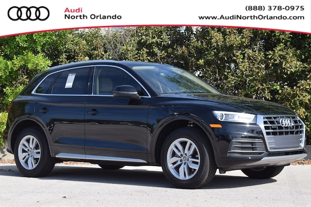 New 2020 Audi Q5 45 Premium SUV WA1ANAFY2L2004854 L2004854 for sale in Sanford, FL near Orlando