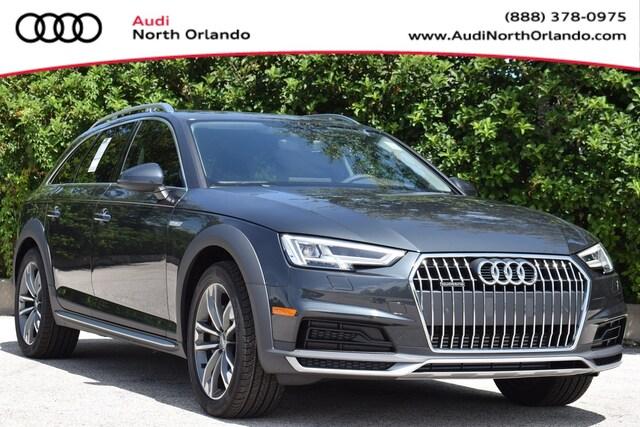 New 2019 Audi A4 allroad 2.0T Premium Plus Wagon for sale in Sanford, FL