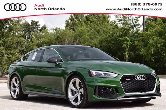 New 2019 Audi RS 5 2.9T Sportback WUABWCF50KA908220 KA908220 for sale in Sanford, FL near Orlando