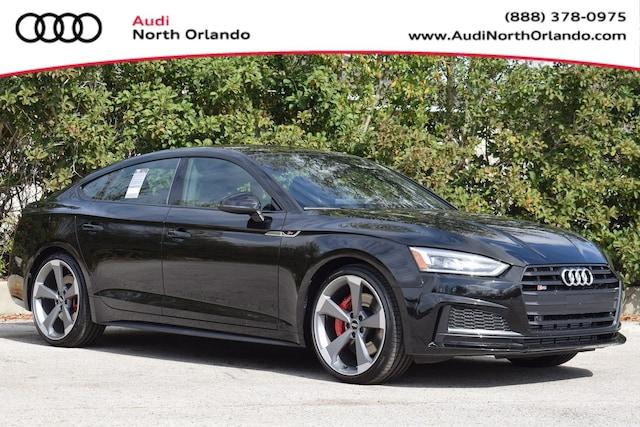 New 2019 Audi S5 3.0T Premium Plus Sportback WAUB4CF51KA097379 KA097379 for sale in Sanford, FL near Orlando
