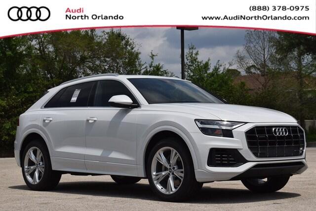 New 2020 Audi Q8 55 Premium SUV WA1AVAF10LD019005 LD019005 for sale in Sanford, FL near Orlando