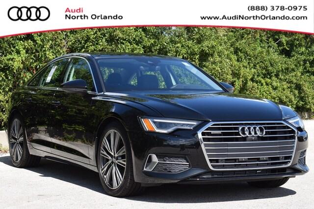 New 2019 Audi A6 45 Premium Sedan WAUE8AF22KN120656 KN120656 for sale in Sanford, FL near Orlando