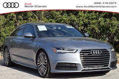 Used 2017 Audi A6 Premium Sedan for sale in Sanford, FL