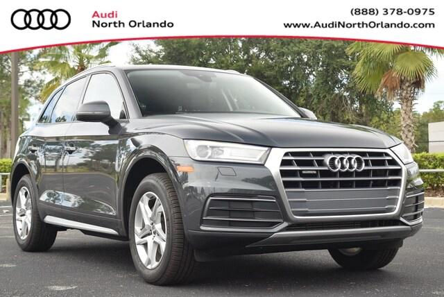 Used Audi Q For Sale In Sanford FL VIN WAANAFYJ - Audi north orlando