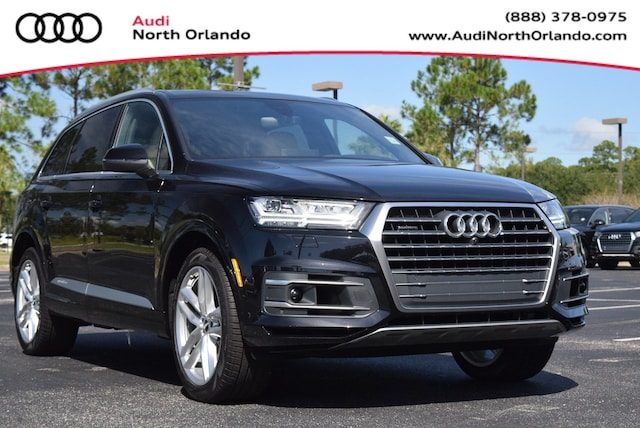 New Audi Q For Sale Sanford FL WAVAAFJD - Audi q7 2018 msrp