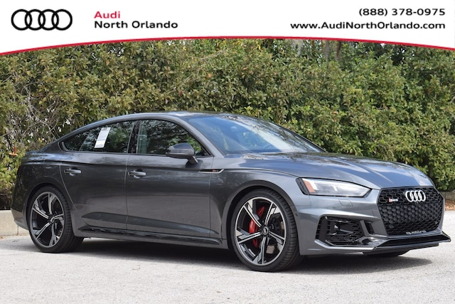 New 2019 Audi RS 5 2.9T Sportback WUABWCF52KA908249 KA908249 for sale in Sanford, FL near Orlando