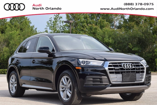 New 2020 Audi Q5 45 Premium SUV WA1ANAFY1L2083076 L2083076 for sale in Sanford, FL near Orlando