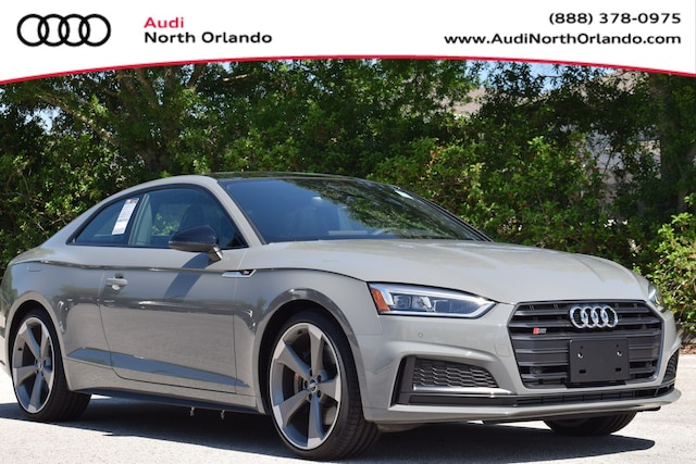 New 2019 Audi S5 3.0T Premium Plus Coupe WAUP4AF59KA086138 KA086138 for sale in Sanford, FL near Orlando