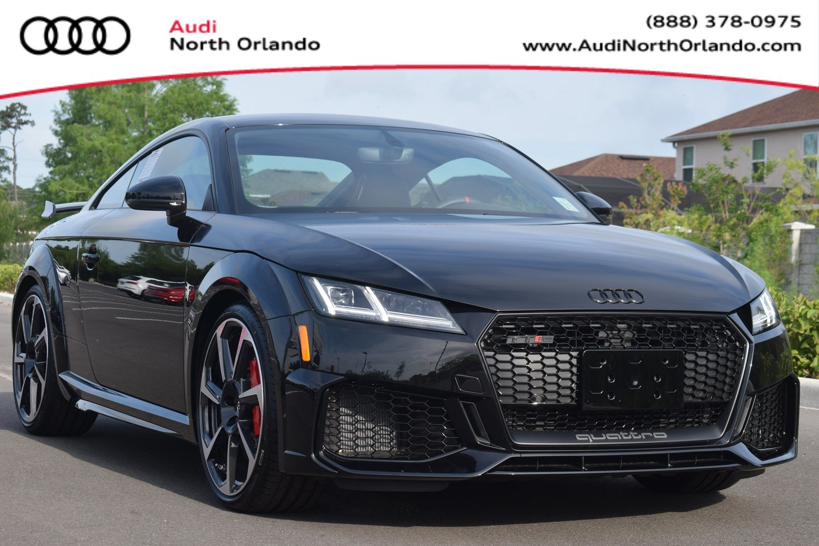 2019 Audi TT RS For Sale in Sanford FL   Audi North Orlando