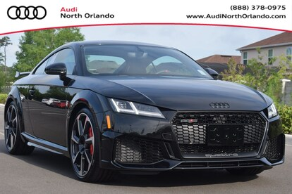 Audi Tt For Sale >> New 2019 Audi Tt Rs For Sale Sanford Fl Wuaasafv8k1900183