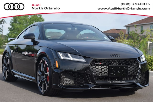 New 2019 Audi TT RS 2.5T Coupe for sale in Sanford, FL