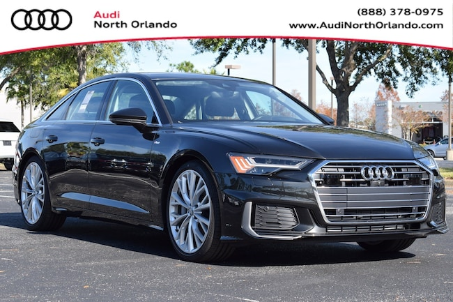 New 2019 Audi A6 3.0T Prestige Sedan Sanford