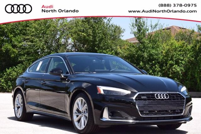 New 2020 Audi A5 2.0T Premium Plus Sportback WAUCNCF56LA018484 LA018484 for sale in Sanford, FL near Orlando