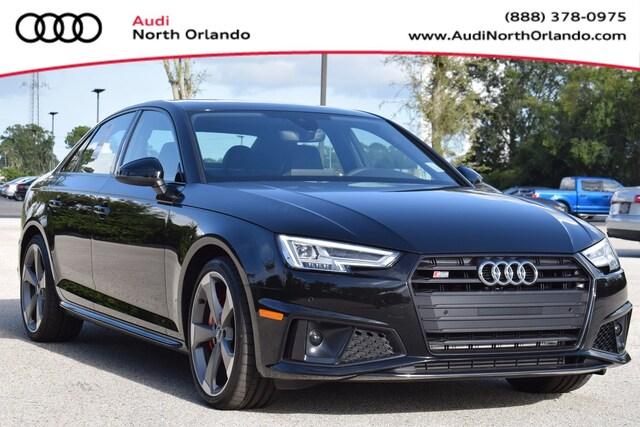 New 2019 Audi S4 3.0T Premium Plus Sedan WAUB4AF42KA116761 KA116761 for sale in Sanford, FL