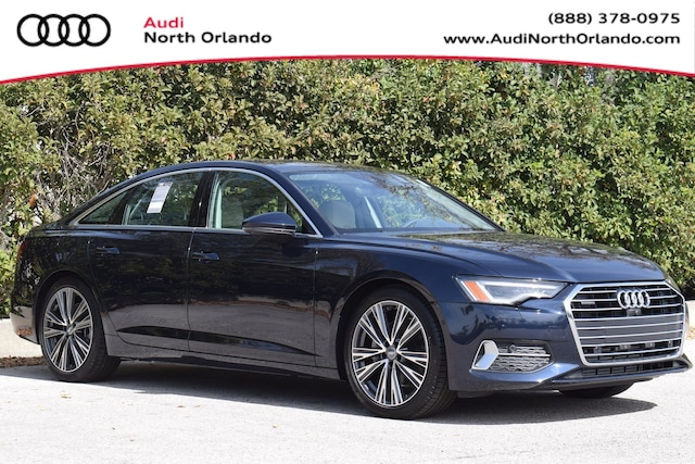 New 2020 Audi A6 45 Premium Plus Sedan WAUE8AF2XLN005689 LN005689 for sale in Sanford, FL near Orlando