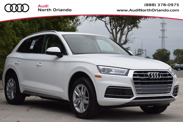 New 2020 Audi Q5 45 Premium SUV WA1ANAFY9L2014748 L2014748 for sale in Sanford, FL near Orlando
