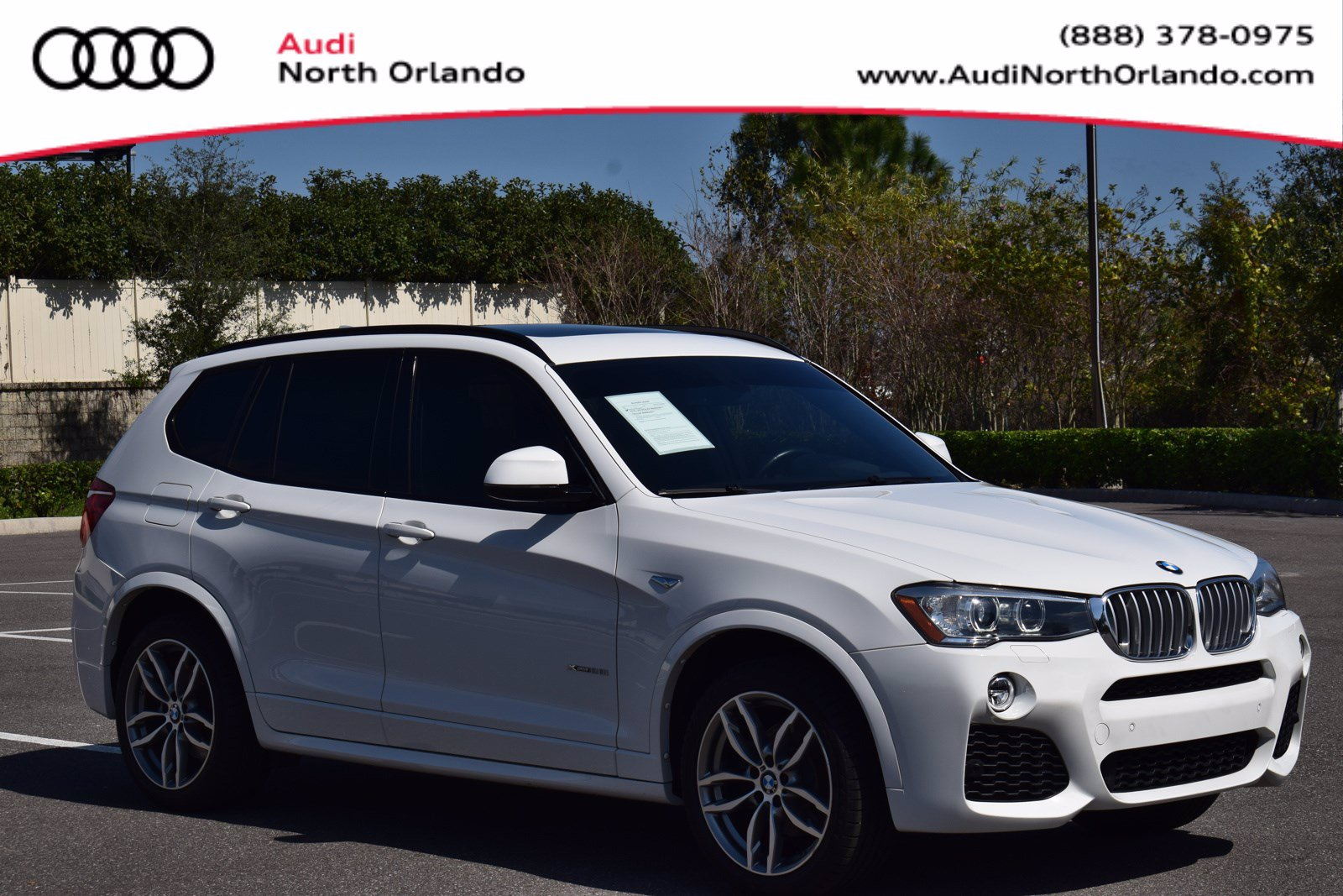 Used Bmw X3 Sanford Fl