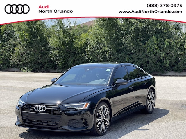New 2021 Audi A6 45 Sport Premium Plus Sedan WAUE3AF26MN045316 MN045316 for sale in Sanford, FL near Orlando
