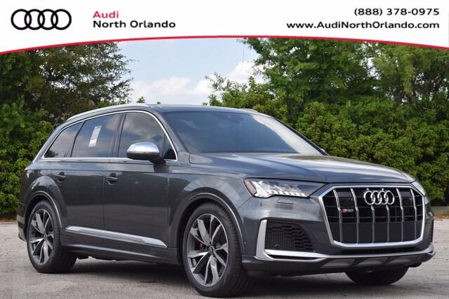 New 2021 Audi SQ7 4.0T Premium Plus SUV WA1AWBF74MD023406 MD023406 for sale in Sanford, FL near Orlando