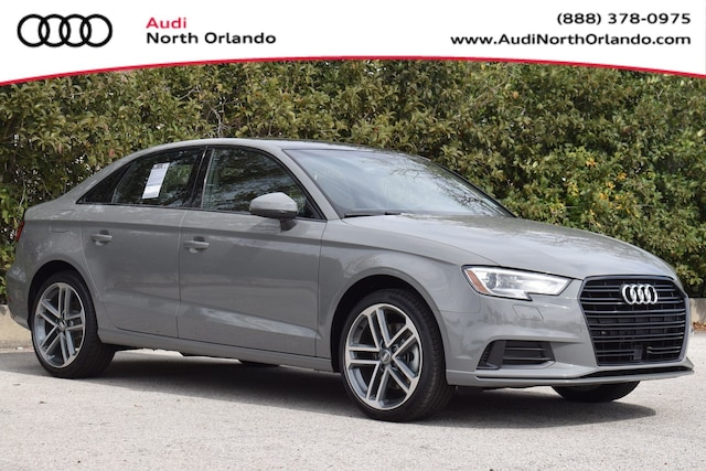 New 2020 Audi A3 2.0T Premium Sedan WAUAUGFF7LA049494 LA049494 for sale in Sanford, FL near Orlando