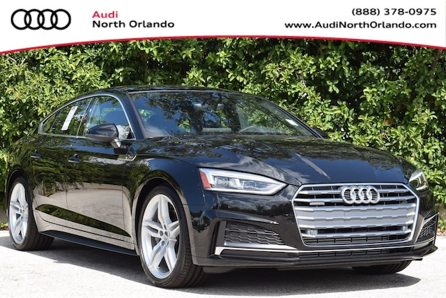New 2019 Audi A5 2.0T Premium Plus Sportback WAUENCF50KA077652 KA077652 for sale in Sanford, FL
