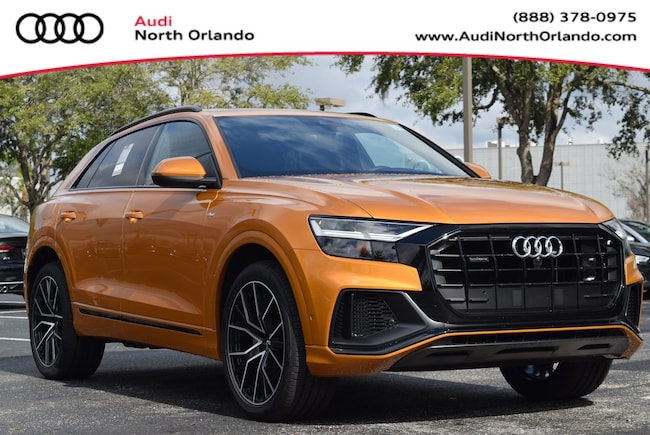 New 2019 Audi Q8 3.0T Premium Plus SUV Sanford