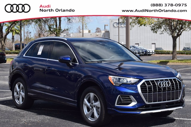 New 2021 Audi Q3 40 Premium SUV WA1AUCF37M1067121 M1067121 for sale in Sanford, FL near Orlando