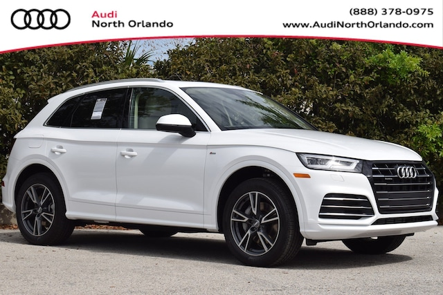New 2020 Audi Q5 e 55 Premium Plus SUV WA1E2AFY0L2058857 L2058857 for sale in Sanford, FL near Orlando