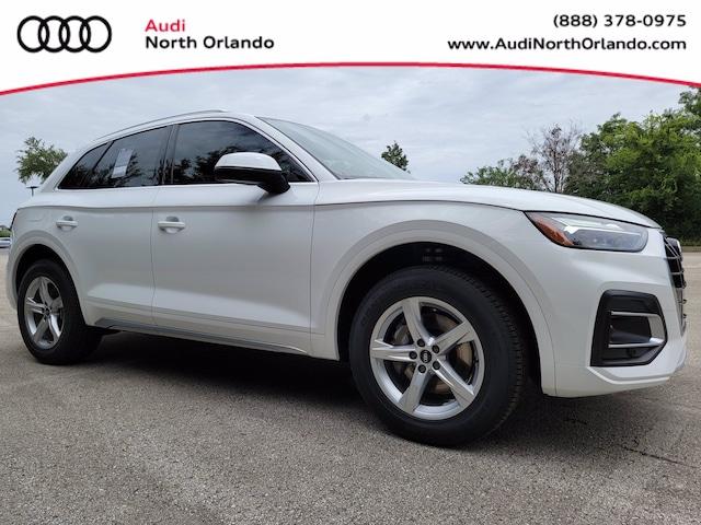 New 2021 Audi Q5 45 Premium SUV WA1AAAFY2M2098540 M2098540 for sale in Sanford, FL near Orlando