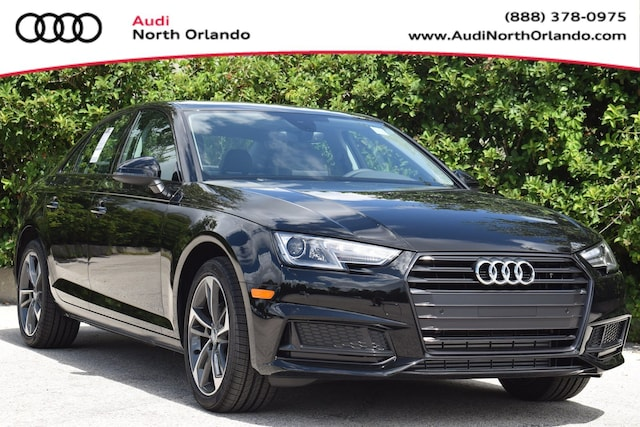 New 2019 Audi A4 2.0T Titanium Premium Sedan WAUGMAF41KN018139 KN018139 for sale in Sanford, FL