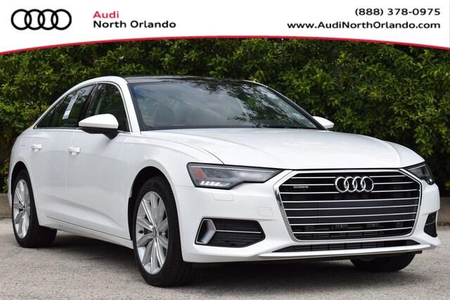 New 2019 Audi A6 45 Premium Sedan WAUD8AF22KN130020 KN130020 for sale in Sanford, FL near Orlando