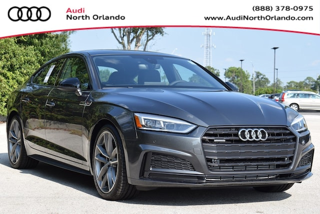 New 2019 Audi A5 2.0T Premium Plus Sportback WAUENCF56KA075050 KA075050 for sale in Sanford, FL