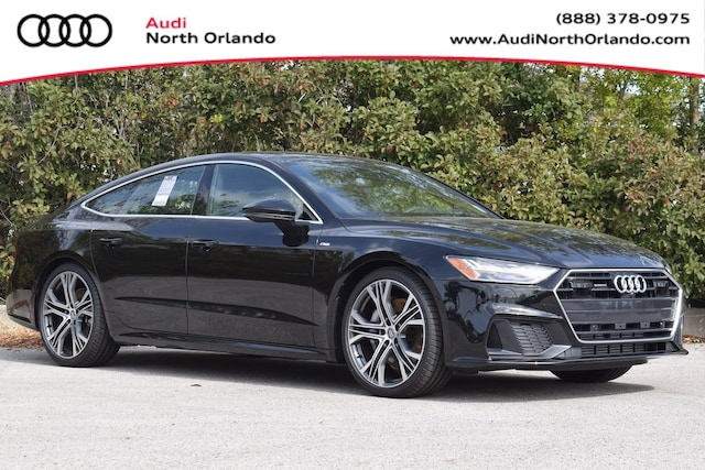 New 2020 Audi A7 55 Prestige Sportback WAUV2AF23LN022626 LN022626 for sale in Sanford, FL near Orlando
